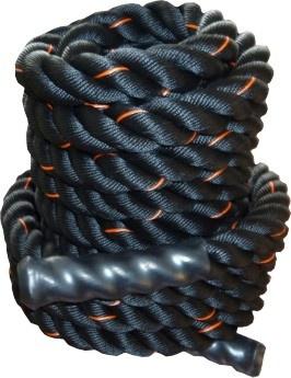 POWER SYSTEM Tréninkové posilovací lano Battling Rope