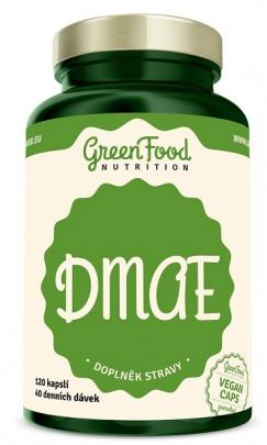 GreenFood DMAE 120 kapslí
