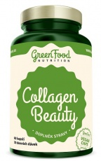 GreenFood Collagen Beauty 60 kapslí