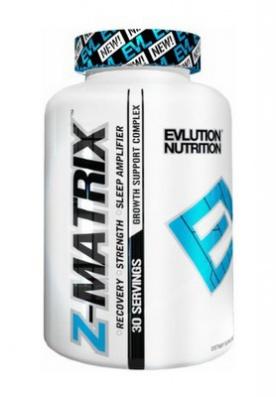 EVLution Nutrition Z-Matrix 120 kapslí PROŠLÉ DMT