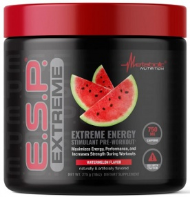Metabolic Nutrition E.S.P. Extreme Energy Pre-workout 275 g