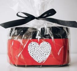 Bigboy Kombo Love pack 2x250g - Slaný karamel a Brownie
