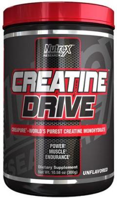 Nutrex Creatine Drive 300 g PROŠLÉ DMT