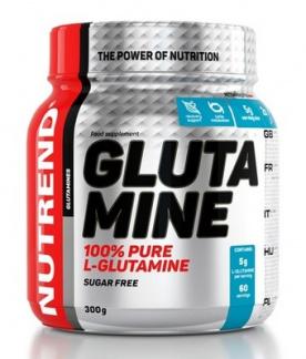 Nutrend Glutamine 300 g PROŠLÉ DMT