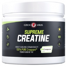 Czech Virus Supreme Creatine Creapure 500 g