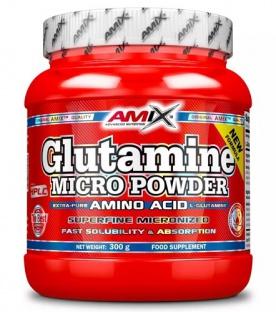 Amix Glutamine Micro Powder 300g