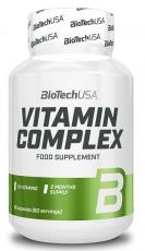 BioTechUSA Vitamin Complex 60 kapslí