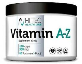 Hitec 100% Vitamin A-Z 120 tablet