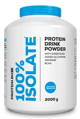 Protein.Buzz 100% Isolate 2000 g
