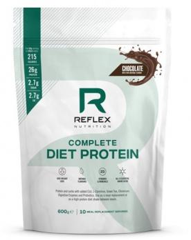 Reflex Complete Diet Protein 600 g + Green Tea 100 kapslí ZDARMA
