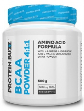 Protein.Buzz BCAA Powder 4:1:1 500 g