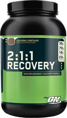 Optimum Nutrition 2:1:1 Recovery 1695 g PROŠLÉ DMT