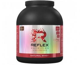 Reflex Natural Whey 2,27 kg