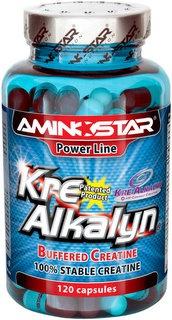 Aminostar Kre-Alkalyn 120 kapslí VÝPRODEJ