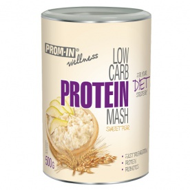 Prom-in Low Carb Protein Mash 500g + 2x Gourmet protein mousse 50g