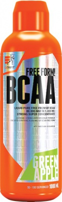 Extrifit BCAA Free Form Liquid 80000 mg 1000 ml