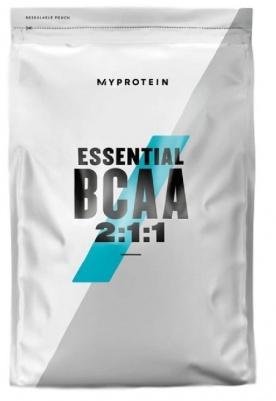 MyProtein BCAA 500 g - bez příchuti VÝPRODEJ (POŠK.OBAL)