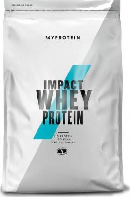 MyProtein Impact Whey Protein 1000 g + Myprotein Šejkr 600 ml ZDARMA