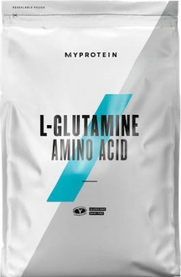MyProtein L-Glutamine 1000g - bez příchuti VÝPRODEJ (POŠK.OBAL)