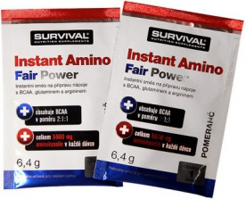 Survival Instant Amino Fair Power vzorek 6,4 g