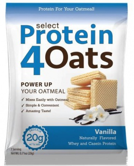PEScience Select Protein 4Oats 246g