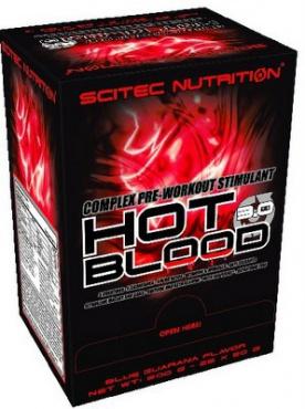 Scitec Hot Blood 3.0 25 x 20 g