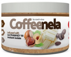 Czech Virus Coffeenela 500 g VÝPRODEJ 16.4.2020