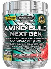 MUSCLETECH Amino Build Next Gen 280g - ovocný punč VÝPRODEJ