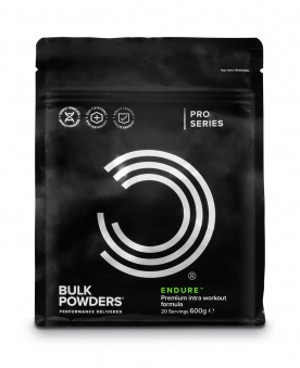 Bulk Powders Pro Series Endure 600g - Summer Berry VÝPRODEJ