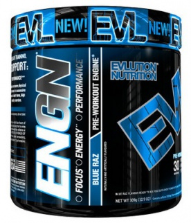 EVLution Nutrition ENGN 309 g - ovocný punč PROŠLÉ DMT
