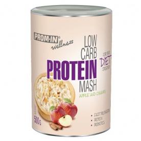 Prom-in Low Carb Protein Mash 500g - jablko/skořice VÝPRODEJ (POŠK.OBAL)