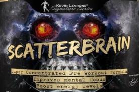 Kevin Levrone Scatterbrain vzorek 7,4g (2 dávky)
