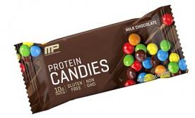 MusclePharm Protein Candies 57 g - mléčná čokoláda