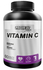 Prom-in Vitamin C 800 + rose hip extrakt 60 tablet