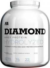 FA Diamond Hydrolysed Whey Protein 2270 g