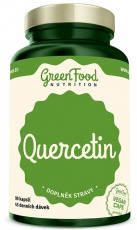 Green Food Quercetin 90 kapslí