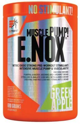 Extrifit E.NOX Shock 690 g - jablko VÝPRODEJ