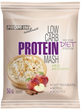 Prom-in Low Carb Protein Mash 50 g sáček