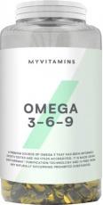 MyProtein Omega 3 6 9 120 kapslí