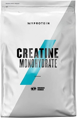 MyProtein Creatine Monohydrate 1000 g - bez příchuti