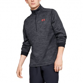 Pánská mikina Under Armour Armour Fleece 1/2 Zip - 1320745-002