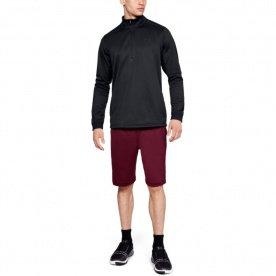Pánská mikina Under Armour Armour Fleece 1/2 Zip - 1320745-001