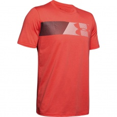 Pánské triko Under Armour FAST LEFT CHEST 2.0 SS - 1329584-646