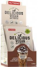Nutrend Delicious Vegan Protein 5x30 g