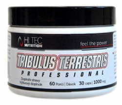 HiTec Nutrition Tribulus Terrestries 1000 mg 60 kapslí