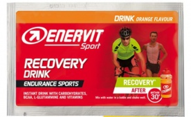 Enervit Recovery Drink Endurance Sports (R2 Sports) 50 g PROŠLÉ DMT