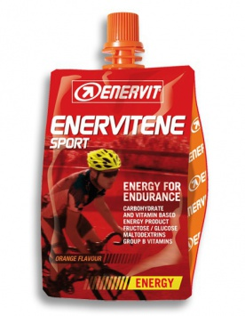 Enervit Liquid Gel Energy During 60 ml - višeň PROŠLÉ DMT