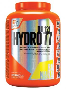 Extrifit Hydro 77 DH12 2270g - vanilka PROŠLÉ DMT 1.4.2020
