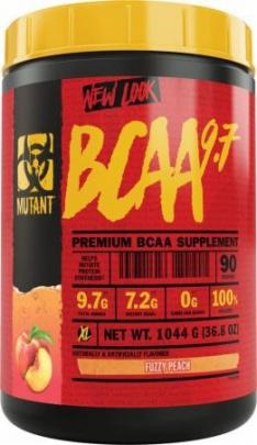 Mutant BCAA 9.7 1090g - ananas VÝPRODEJ (pošk. obal)