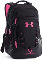 Under Armour Recruit Backpack černý